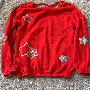 Star top by Jessica Simpson